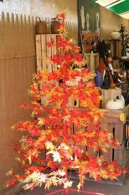 thanksgiving trees tree shaped with seasonal autumn