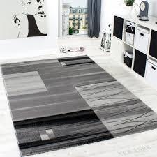 Wohnzimmer Grau Creme Designerteppich In Orange Grau Edler Designer Teppich Hochtief