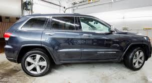jeep grand cherokee 2017 grey 2017 grand cherokee overland simpli cité
