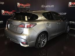 lexus ct 200h 5 door 1 8 f sport pre owned 2017 lexus ct 200h demo unit f sport series 2 4 door
