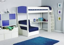 Stompa Bunk Beds Unos High Sleeper Frame With Desk And Chair Bed Only