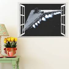 Star Wars Home Decorations by Online Get Cheap Star Wars Murals Aliexpress Com Alibaba Group