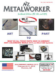 a2z metalworker sw edition jan 2015 by a2z metalworker magazines