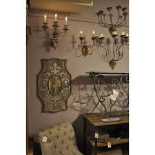 aidan gray caravelle wall sconce candelabra inc