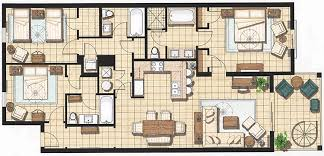 Hotel Suite Floor Plans Accommodations In Key West Key West Hotel Suites