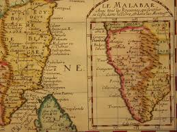 Map Of South India by Sansonmaps