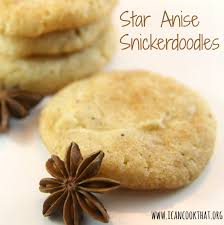 star anise snickerdoodles recipe i can cook that i can cook that
