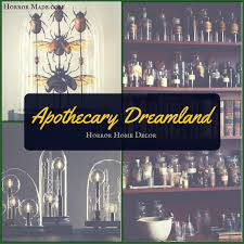 horror home decor apothecary dreamland horror home decor u2013 horror made