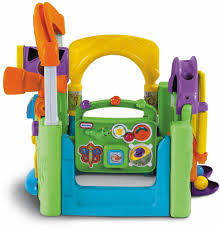 amazon com little tikes activity garden baby playset toys u0026 games