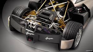 pagani huayra wallpaper pagani huayra engine hd wallpaper 40