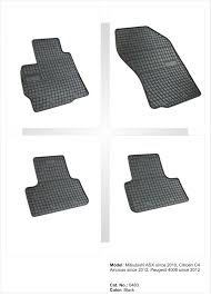 mitsubishi asx 2010 mitsubishi asx 2010 guminiai kilimėliai automeniu