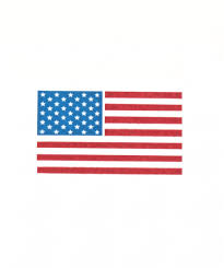 Johns Flag American Flag Engraved Stationery Thornwillow Press