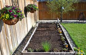 vegetable gardening in raised beds u0026 containers a pretty life in