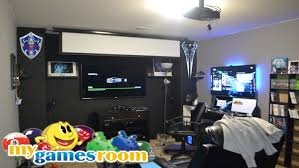 basement convertion idea come with modern game room and kitchen
