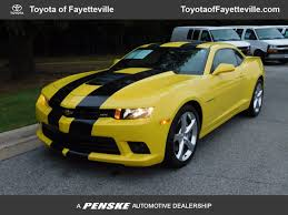 camaro coupe 2015 2015 used chevrolet camaro 2dr coupe ss w 1ss at fayetteville