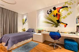 Skateboard Bedroom Ideas Soccer Decor For Bedroom Beds Decoration