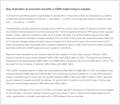 the potential to grow canada india economic linkages