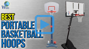 top 8 portable basketball hoops of 2017 video review