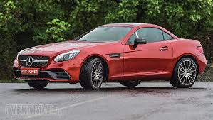 mercedes amg price in india mercedes india launches the slc 43 amg at rs 77 50 lakh