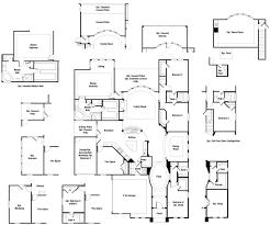 plantation homes floor plans altessa floor plan at avalon at sienna plantation 70s in missouri