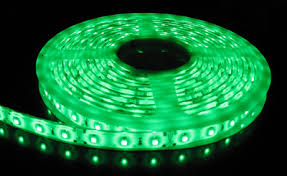 3528 smd green led light 5 m 60 led m