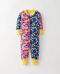 baby sleepers in organic cotton