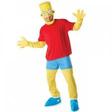 Halloween Costumes Simpsons Bart Simpson Kids Costume Simpsons Fancy Dress Morph