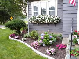 Landscaping Ideas For Front Of House by Garden In Front Of House Ideas