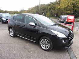 peugeot c used 2012 peugeot 3008 hybrid4 5dr 2 0 diesel for sale in bury st