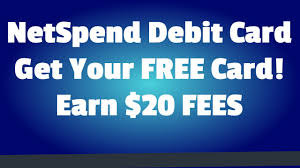 free prepaid debit cards how to activate your netspend prepaid card today