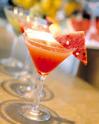 Recipe For Fresh Fruit Watermelon Martini