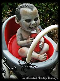 a custom coffin buggy for our vampire baby u003c3 halloween crafts