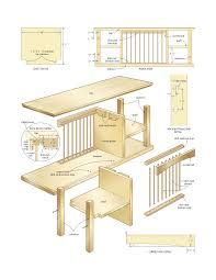 furniture home dish organizer rack woodworking plans corirae