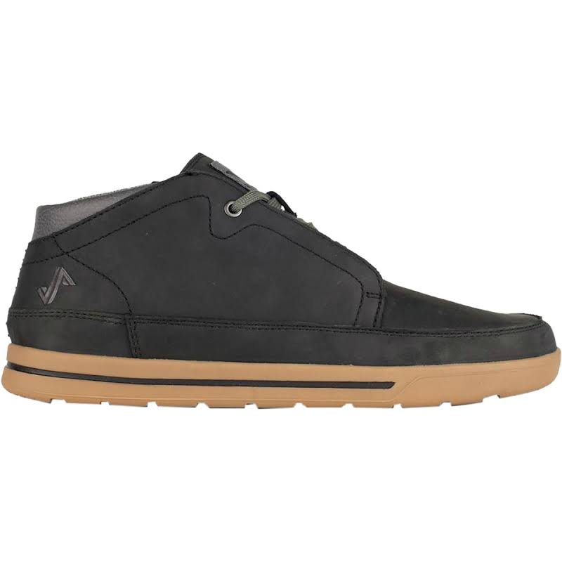 Forsake Phil Chukka Casual Shoe Black Medium 8.5 MFW17PC4085