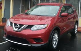red nissan rogue file u002716 nissan rogue front jpg wikimedia commons
