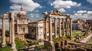 Flag Of Roma Rome Hymn Flag Roman Empire Caesar U0027s Triumph Eagle Tribute