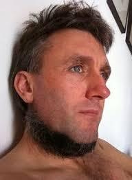 hair styles for small necks 5 best neck beard styles ideas the best neck beard style images 5