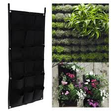 Self Watering Vertical Garden Buy Vertical Gardening Flower Pots And Get Free Shipping On
