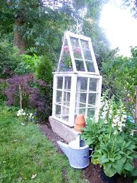 Greenhouse Windows by Maison Decor A Petite Garden Conservatory Made Out Of Old Windows