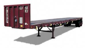 container trailer specifications crowley