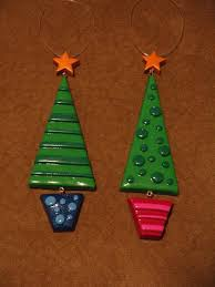 polymer clay ornaments a clay model molding on cut out keep