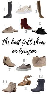 the best fall shoes on amazon casual claire