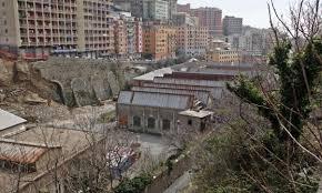 il cortile genova gavoglio intanto c 礙 il cortile un park e spazi per la gente