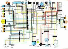 yamaha v50 motorcycle wiring diagram wiring diagram