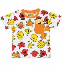 white orange men repeat print shirt fabric flavours