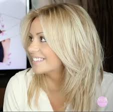 shoulder length layered longer in front hairstyle medium length layered haircut beauty hair pinterest layer