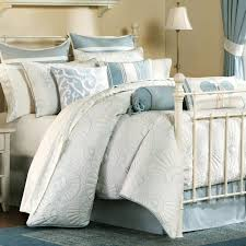 Twin Comforter Nursery Beddings Blue And White Stripe Twin Comforter Plus Blue