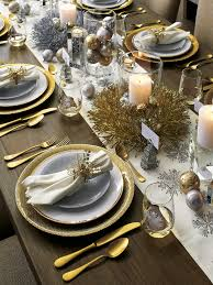 a cheat sheet for setting table place setting infographic