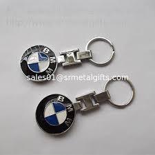 bmw car logo enamel metal bmw car logo coin holder keychains custom auto logo