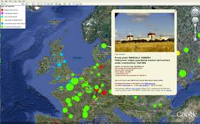 Fukushima Radiation Map The World U0027s Nuclear Reactors As You U0027ve Never Seen Them U2026 News Blog